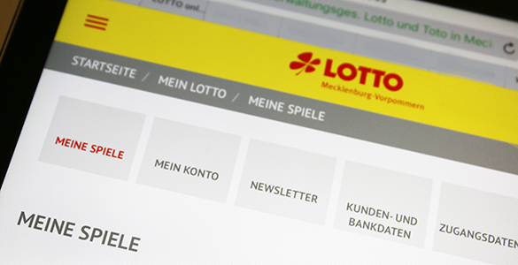 Mein Lotto Login