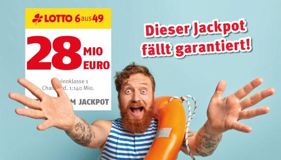 Zwangsausschüttung Lotto